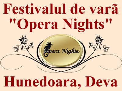 Se apropie Opera Nights