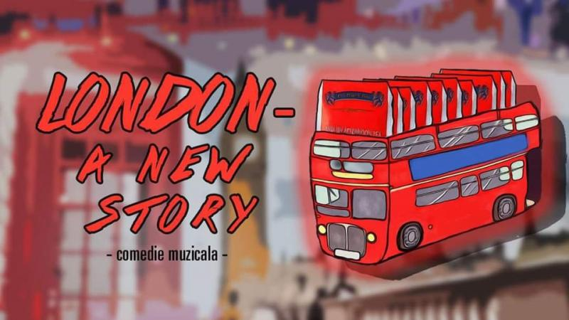 """London, a new story"" online"