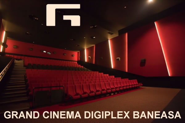 Lacul Lebedelor 3D la Grand Cinema Digiplex Baneasa